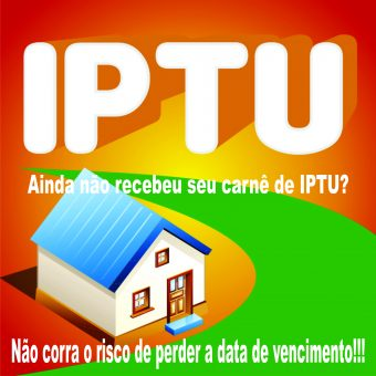 IPTU FEV 2019