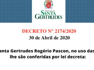 decreto 2174:2020