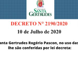 decreto 2190