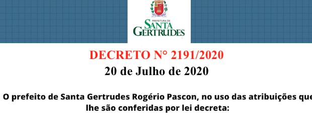 decreto 2191