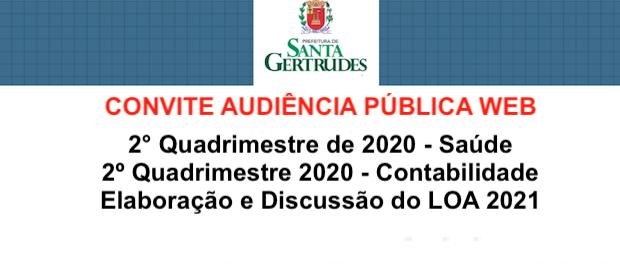 Convite Audiencia